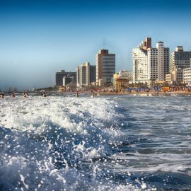 The Sharon & The Coast: Greater Tel Aviv