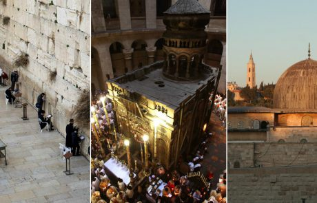 What Makes Jerusalem So Holy to All Monotheistic Faiths?