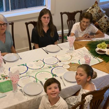Shabbat Activity – A happy KKL-JNF holiday around the world