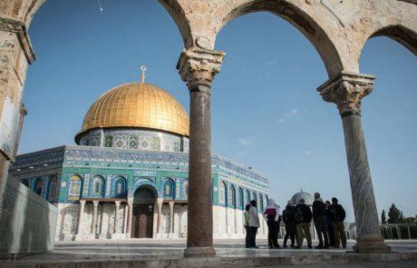 Thorough Virtual Tour of Haram-Al Sharif