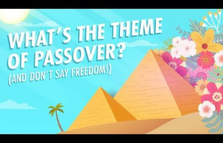 Passover Themes from Exodus: Recognition of God, Renewal & Empathy