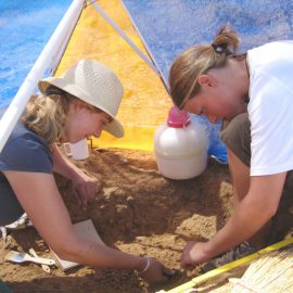 The Jewish Layers Archaeological Dig