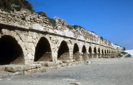 From Shuni to Caesarea — The Roman Aqueducts