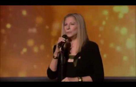 Barbra Streisand's Avinu Malkeinu (Our Father, Our King)