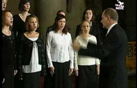 Adash: A Cappella Eishet Chayil by a Czech Vocal Ensemble