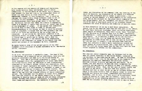 The Blaustein-Ben-Gurion Agreement