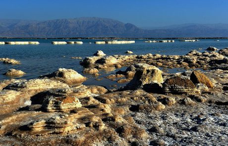 Is the Red Sea-Dead Sea Canal project still happening?