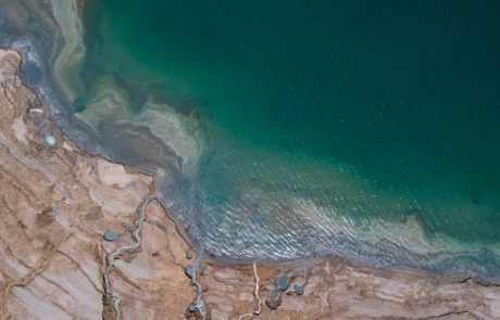 Dead Sea Drying Up, but it's Not the First Time