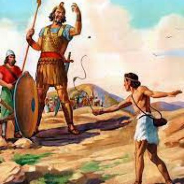 The International Bible Contest: David vs. Goliath