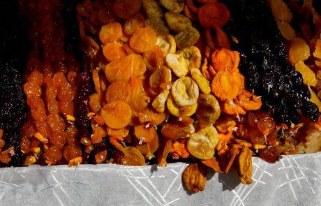 The Custom of Eating Fruits on Tu B'Shvat