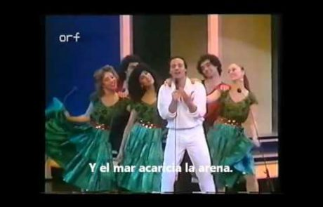 Avi Toledano: Hora – 2nd Place in Eurovision (Horragate, UK, 1982)