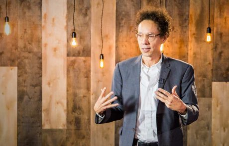 Malcolm Gladwell: The Unheard story of David & Goliath