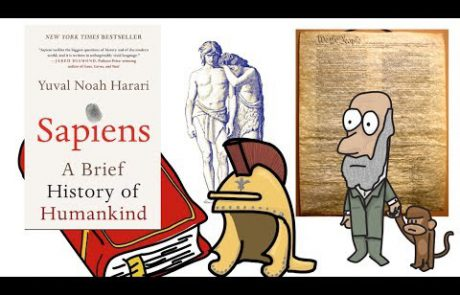 'Sapiens' by Yuval Noah Harari