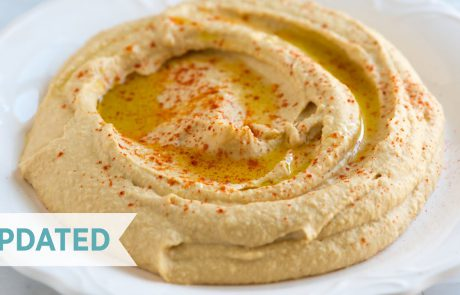 How to Make Delicious Homemade Hummus