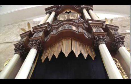 The Hurva Synagogue: A Symbol of Rebuilt Jerusalem