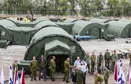 IDF Mobile Field Hospital: Go Fast, Go Far, Go Big