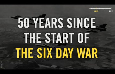 IDF: The Military Story of the Six Day War