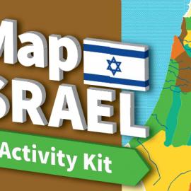iMap Israel Activity Kit