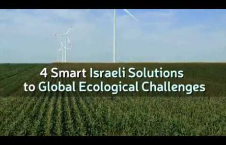 Innovative Israeli Solutions to Global Ecological Challenges