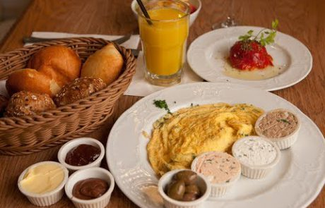 What's so Good About Israeli Breakfast?