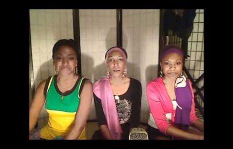3B4JOY: Acapalla Shalom Aleichem from Three Christian Sisters
