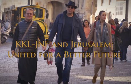 KKL-JNF Builds and Preserves Jerusalem