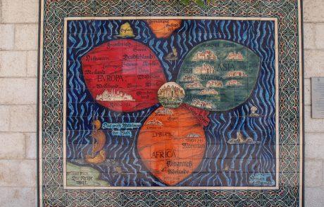 Ancient Maps of Jerusalem