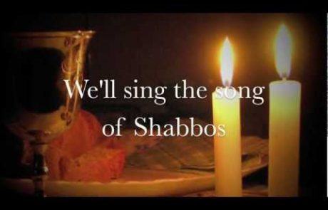 Jewbilation: The Sound of Shabbos