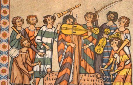 Qiyan Krets: Sephardic Influenced Eishet Chayil by a Nordic Musical Ensemble