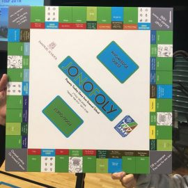 KKL-JNF Monopoly Game Created by Australian Educators