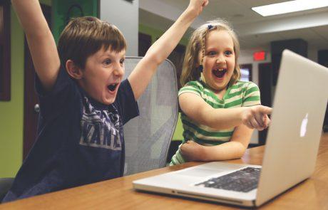 A Shavuot Website for Children
