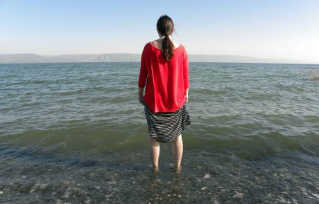 Shrinking Sea of Galilee Has Some Hoping for a Miracle