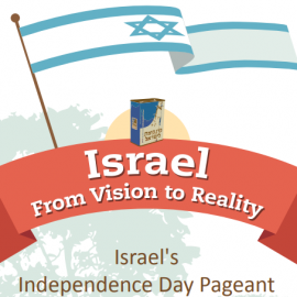 Israel Independence Ceremony