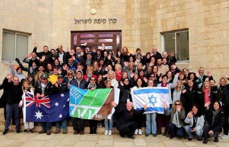KKL-JNF Educators Study Tour 2020