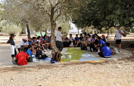 KKL-JNF Mobile Educational Unit