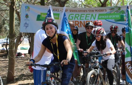 A Green Journey on KKL-JNF Trails Following the March of the Living