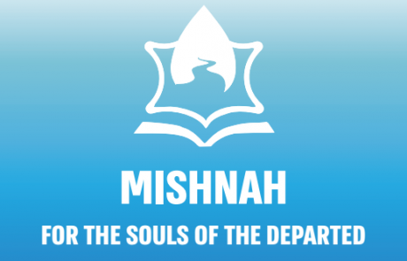 Mishnah for the Souls of the Departed