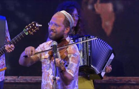 The Annual Tzfat Klezmer Festival Brings this Historical City to Life