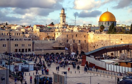 Celebrating an Ancient Holiday in Modern-Day Jerusalem
