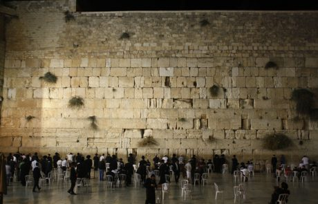 Rabbi Tzvi Yehudah Kook: Behind Our Wall