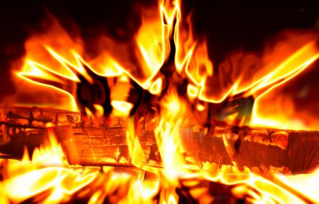 Lag B'Omer: A Fire Uncontained