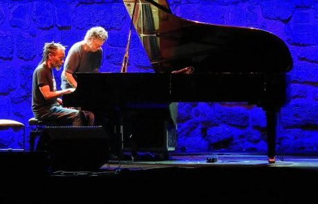 Jazz Masters Bobby McFerrin and Chick Corea Live
