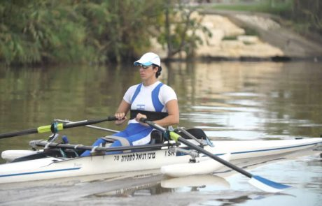Moran Samuel: Israeli Para Athlete and Rowing Champion