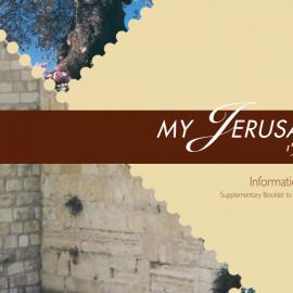 My Jerusalem Activity Kit