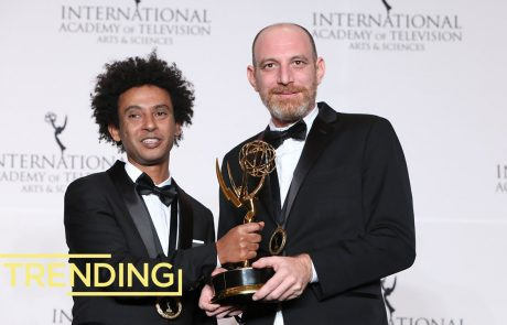 Israeli Sitcom 'Nevsu' Wins Emmy Award