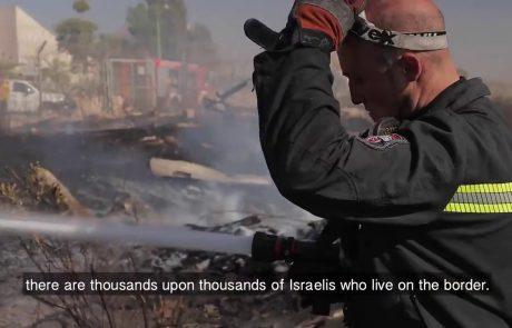 Living with Terror Rockets, Tunnels, Balloons & Kites in Kibbutz Nir Am