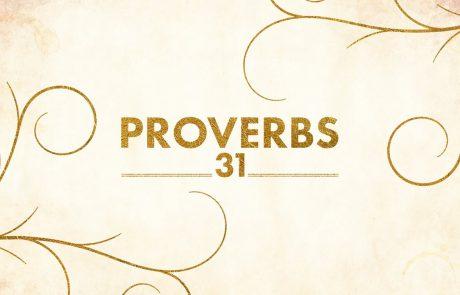 Origins and Interpretations of Proverbs 31
