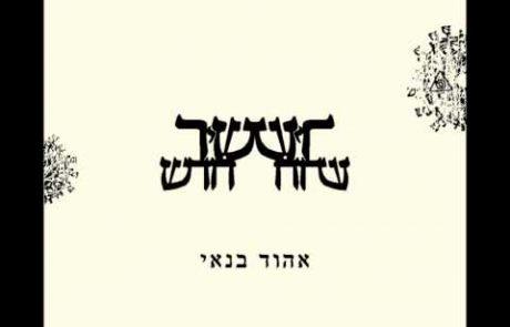 Ehud Banai Singing Benzion Shekner's Melody for Psalm 23