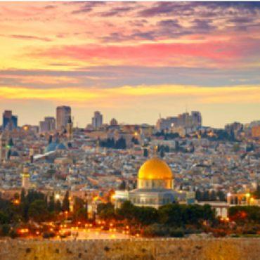 Celebrating Jerusalem's Day with KKL-JNF