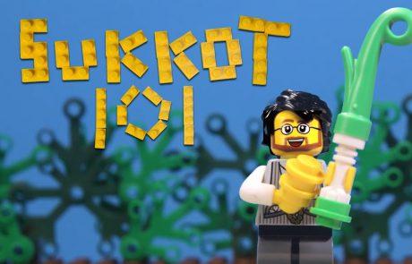 Sukkot 101: The LEGO Movie